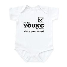 Political Infant Bodysuit