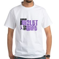 I Wear Violet For My Wife 6 Shirt
