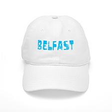 Belfast Faded (Blue) Baseball Cap