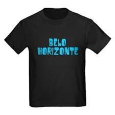 Belo Horizonte Faded (Blue) T