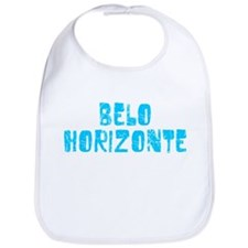 Belo Horizonte Faded (Blue) Bib