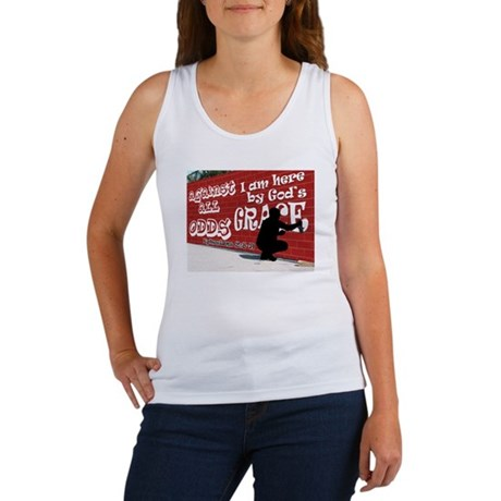 Against All Odds Women's Tank Top