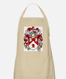 Duncombe Family Crest BBQ Apron