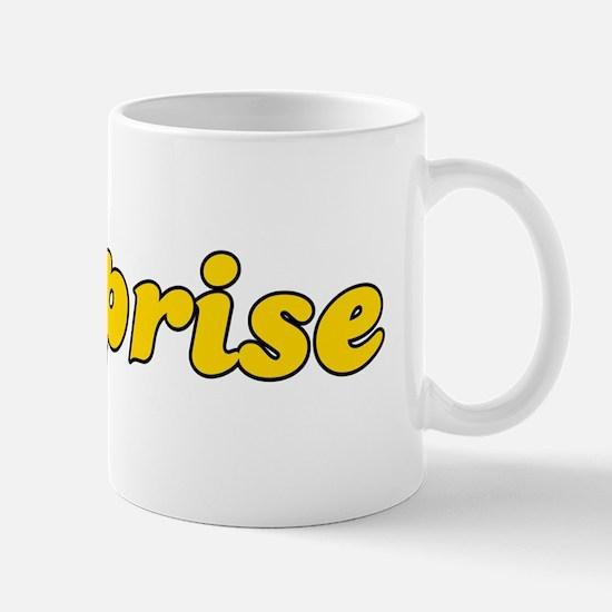 Retro Surprise (Gold) Mug