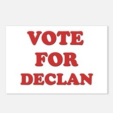 Vote for DECLAN Postcards (Package of 8)