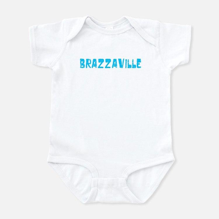 Brazzaville Faded (Blue) Infant Bodysuit