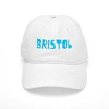 Bristol Faded (Blue) Baseball Cap