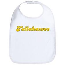 Retro Tallahassee (Gold) Bib