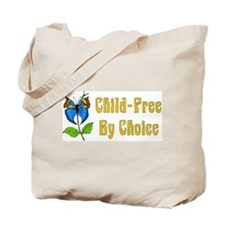 Child-Free By Choice Tote Bag