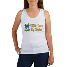 Child-Free By Choice Women's Tank Top