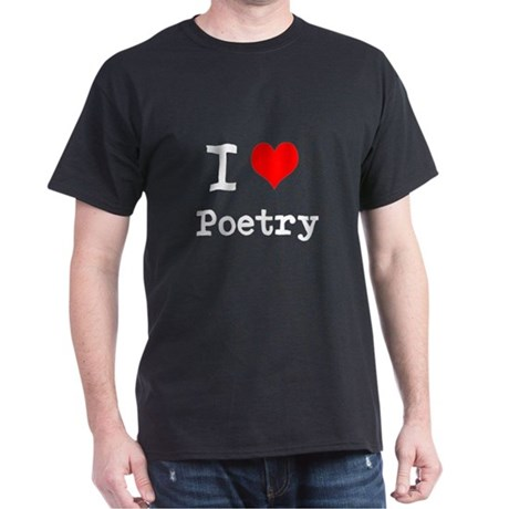Loving Poetry T-Shirt