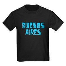 Buenos Aires Faded (Blue) T