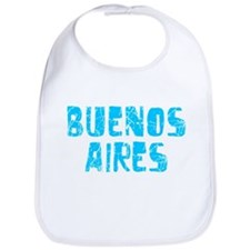 Buenos Aires Faded (Blue) Bib
