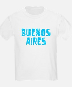 Buenos Aires Faded (Blue) T-Shirt