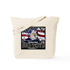 NAVY BIG TOYS T-shirts & Gift Tote Bag