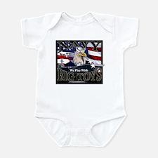 NAVY BIG TOYS T-shirts & Gift Infant Bodysuit