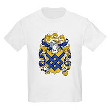 Eaton Family Crest Kids T-Shirt