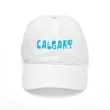 Calgary Faded (Blue) Baseball Cap