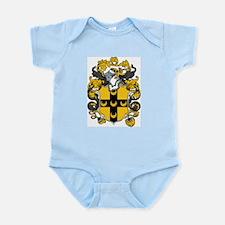 Ellis Family Crest Infant Creeper