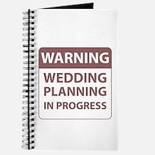 Wedding Plans Journal