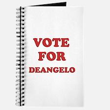 Vote for DEANGELO Journal