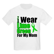 Lime Green Mom T-Shirt
