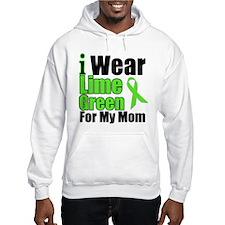 Lime Green Mom Hoodie