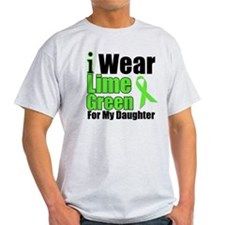 Lime Green Daughter T-Shirt