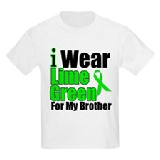 Lime Green Brother T-Shirt