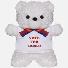 Vote for DAYANARA Teddy Bear