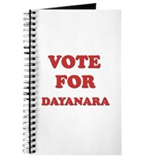 Vote for DAYANARA Journal