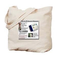 Liagra (Anti-Hillary) Tote Bag