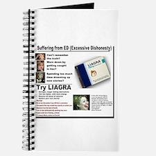 Liagra (Anti-Hillary) Journal