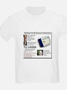 Liagra (Anti-Hillary) T-Shirt
