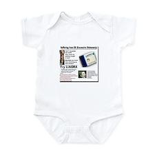 Liagra (Anti-Hillary) Infant Bodysuit
