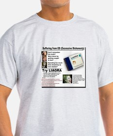 Liagra (Anti-Hillary) T-Shirt