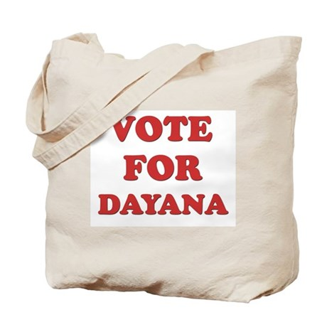 Vote for DAYANA Tote Bag