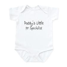 Daddy's Little Pr Specialist Infant Bodysuit