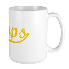 Vintage Phillips (Orange) Mug