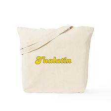Retro Tualatin (Gold) Tote Bag
