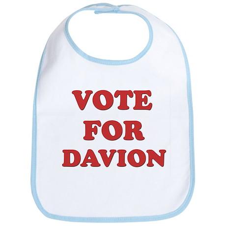 Vote for DAVION Bib