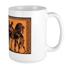 Ancient Greek Chariot Mug