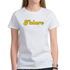 Retro Tulare (Gold) Tee