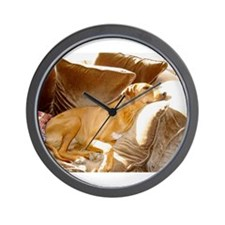JUBA LEE RIDGEBACK Wall Clock