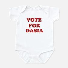 Vote for DASIA Infant Bodysuit