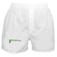 Child Free Boxer Shorts