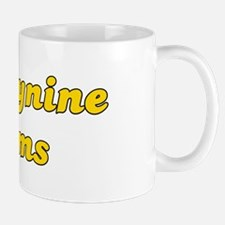 Retro Twentynine P.. (Gold) Mug