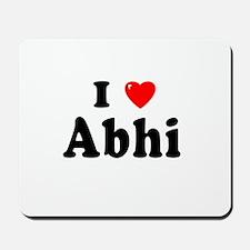 ABHI Mousepad