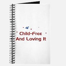 Child-Free Loving It Journal