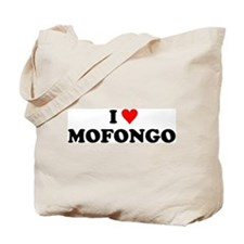 I Love Mofongo Tote Bag